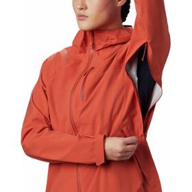 Mountain Hardwear Stretch Ozonic Chaqueta Mujer, dark clay